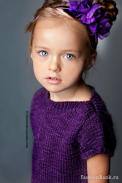фото самой девочки